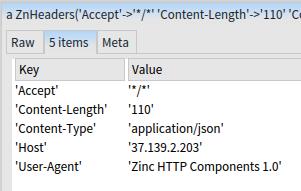 Pharo Smalltalk Developers - Zinc / REST misunderstanding